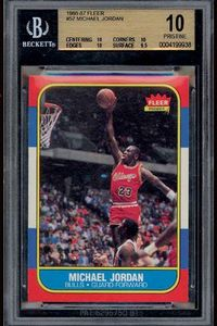 Perfect Michael Jordan Rookie Card Sells For 100k Page 2