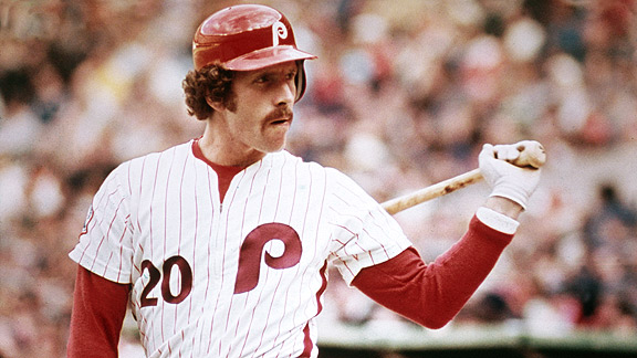Mike Schmidt shared with Page 2 his thoughts on Philly fans and the attitudes of today's players.