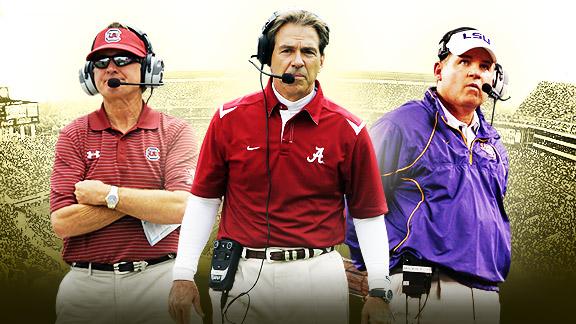 Page 2 SEC coaches