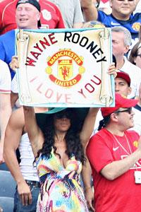 Rooney fan