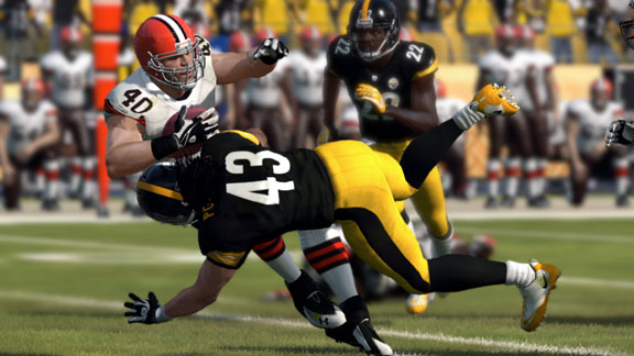 Madden 12' Player Ratings: The AFC - ESPN