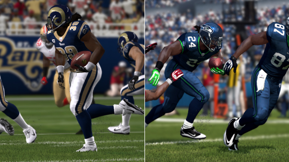 Madden 12' Player Ratings: Rams and Seahawks - ESPN