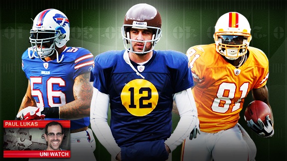 ff422ca2 Uni Watch ponders Nike's future NFL jersey design - ESPN