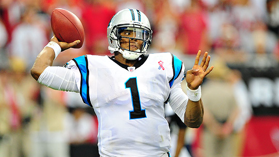 uk availability 26a24 5e7da Cam Newton's jersey sales rising, Tim Tebow's are falling ...