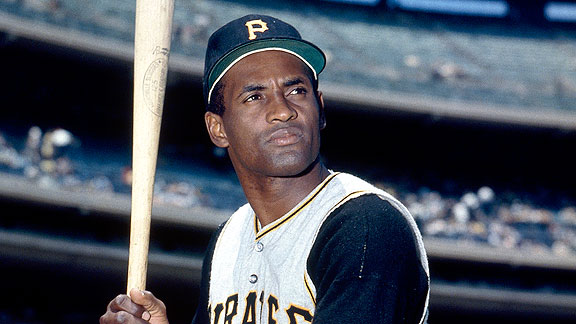 Roberto Clemente became the first Latin  player to win the NL MVP, doing it with the Pirates in 1966.