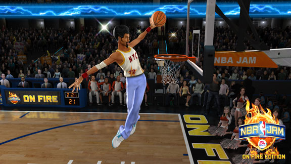 NBA JAM: On Fire Edition............... Oct 4th Anybody ...