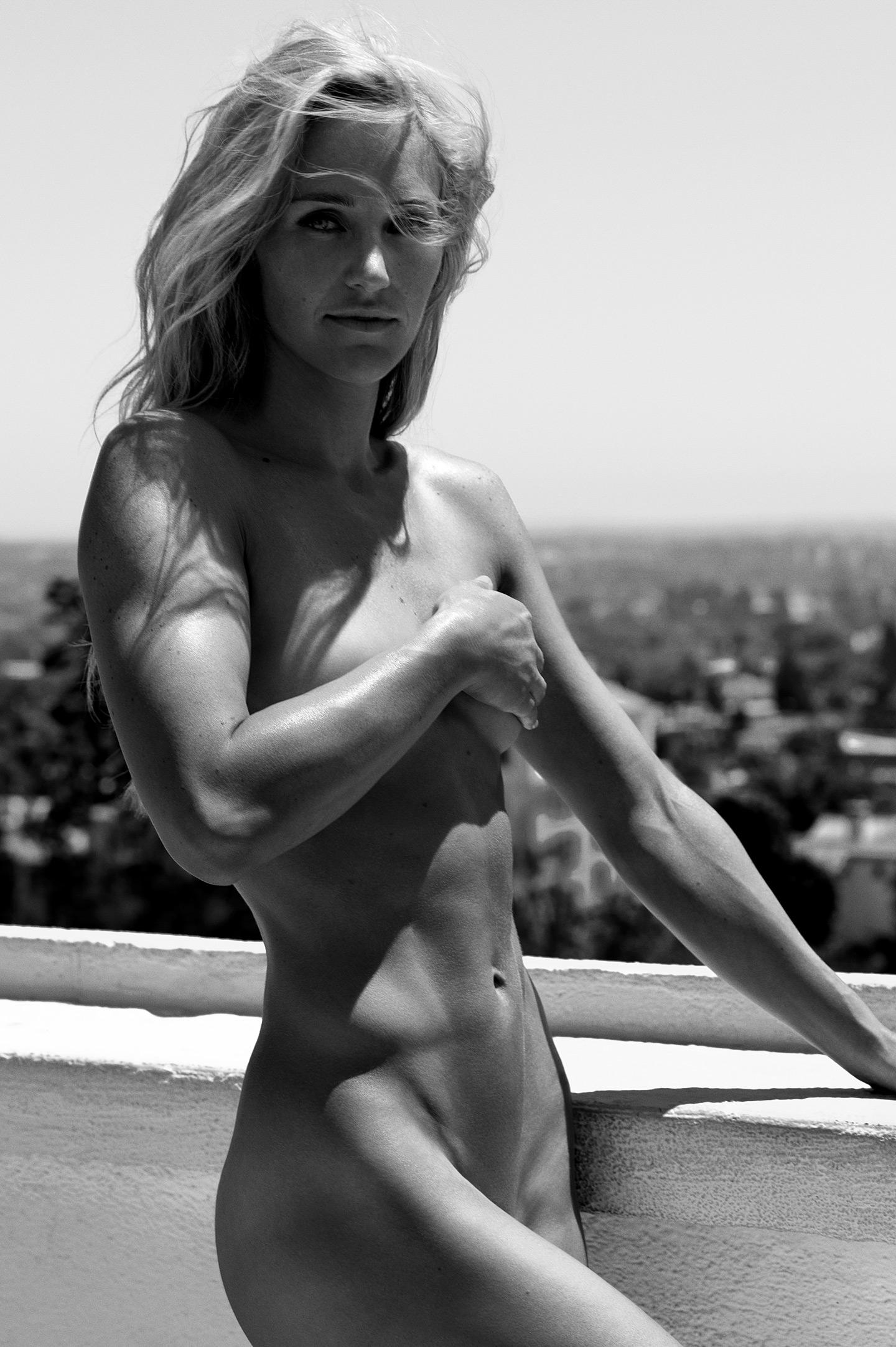Naked Olympics