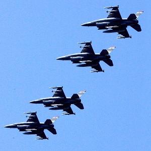 F-16 Falcons