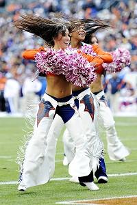 Denver Cheerleaders