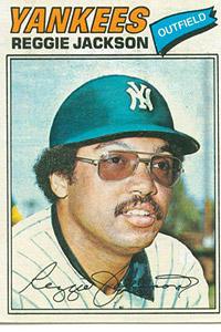 Reggie Jackson Cards