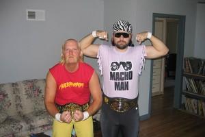 Hulk and Randy