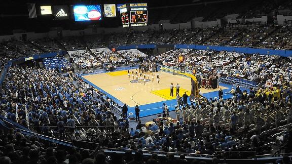 e26bf9d4c1b Sports Arena puts on a fresh coat for UCLA - Los Angeles Ucla Blog- ESPN