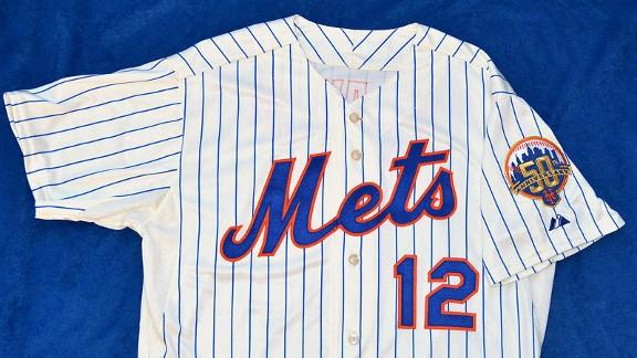 brand new 59af1 3027a Uniform look - Mets Blog- ESPN
