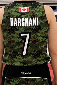 Toronto Raptors (Camo Jersey)