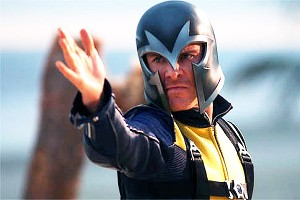 Magneto in X Men first Class Magneto