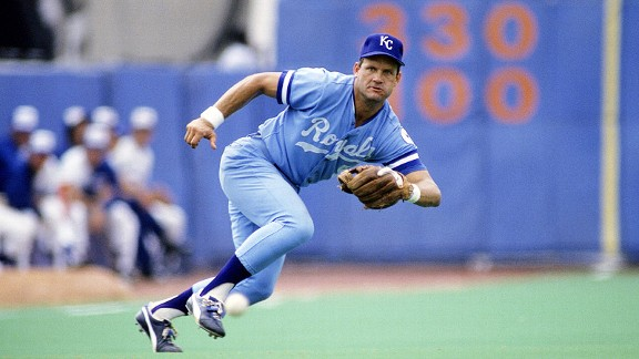 George Brett would cringe if he saw some of the hitting totals for third basemen in 2011.