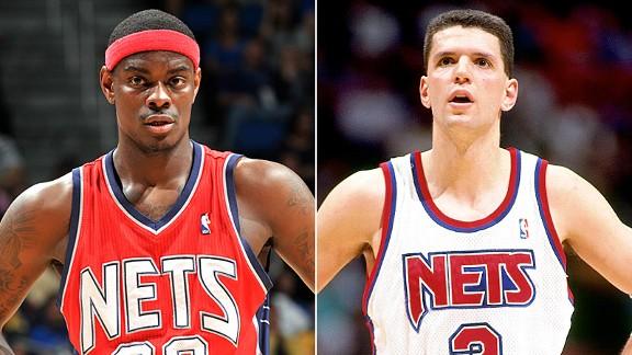9d61a80c0d8 Morrow to honor Drazen at 3-Point Shootout - Brooklyn Nets Blog- ESPN