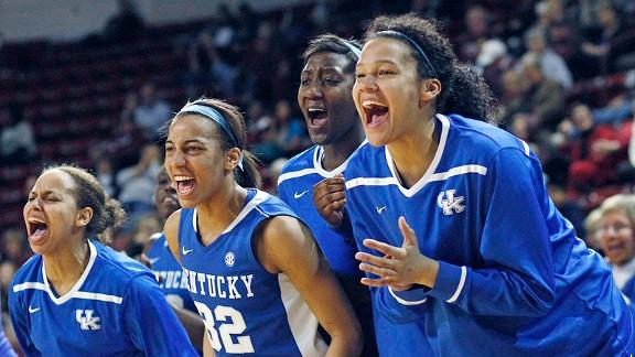 Kentucky Women Celebrate