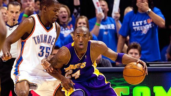 size 40 f3f4c 2e924 First Look  Lakers vs. Oklahoma City