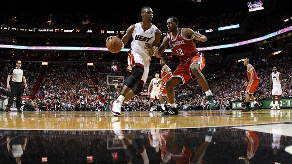 Luc Richard Mbah a Moute, Chris Bosh