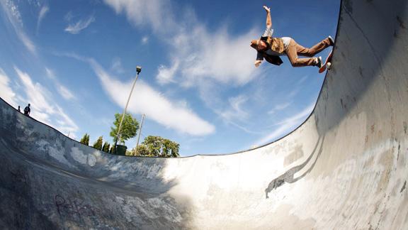 Chet Childress joins the ranks at Heroin Skateboards