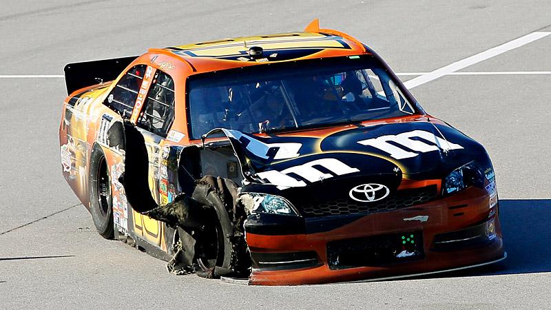 Kyle Busch, 2011 - NASCAR Special Paint Schemes - ESPN