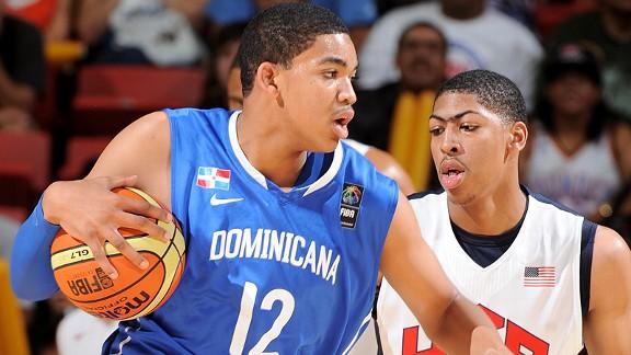Reminder: Team USA vs. Dominican Republic tonight on NBA TV | Kentucky Sports Radio