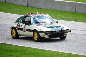 Alfa-powered X1/9