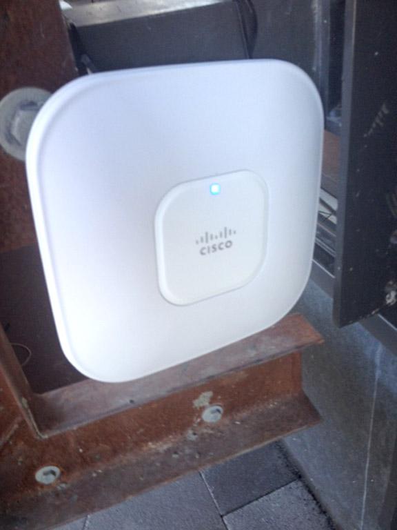 Barclays Center Wi-Fi