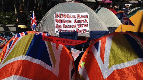 Twihard Brits