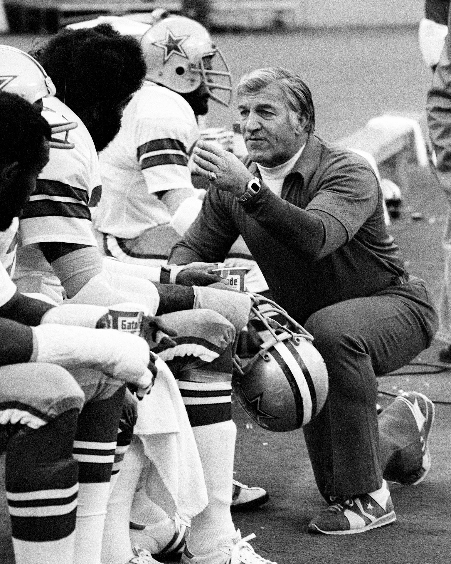 Ernie Stautner - Through the years: Dallas Cowboys ...