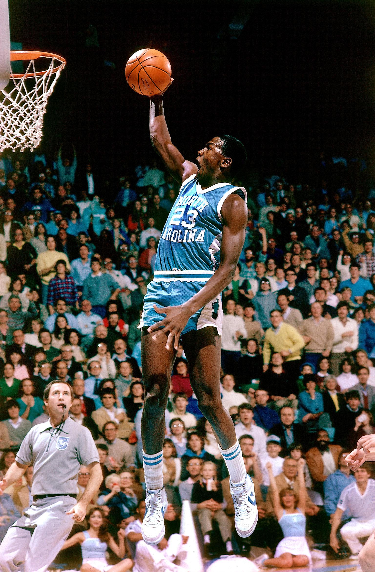 26. Wins Wooden Award - Michael Jordan 50 Greatest Moments ...