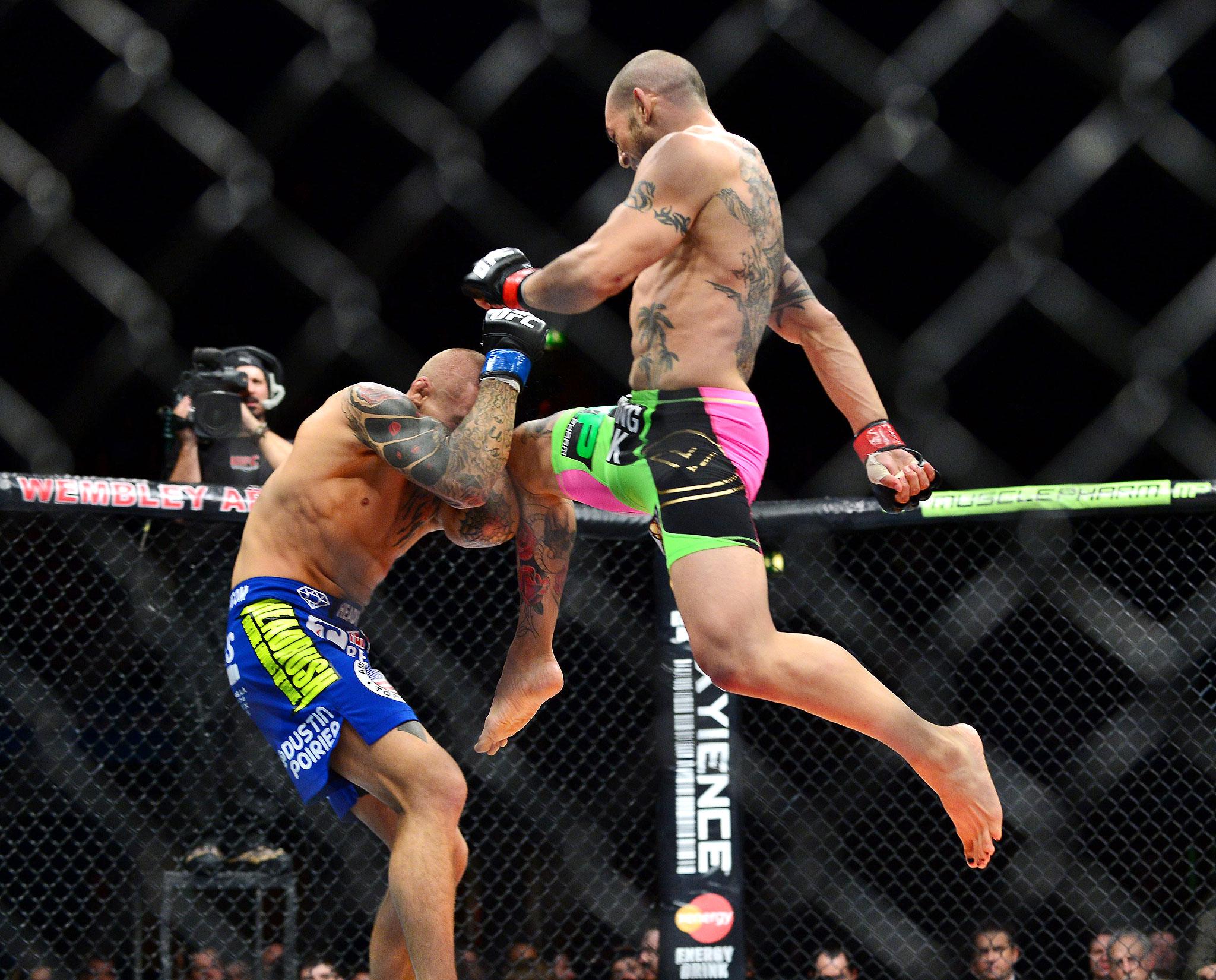 Cub Swanson v Dustin Poirier - UFC on Fuel 7 - ESPN
