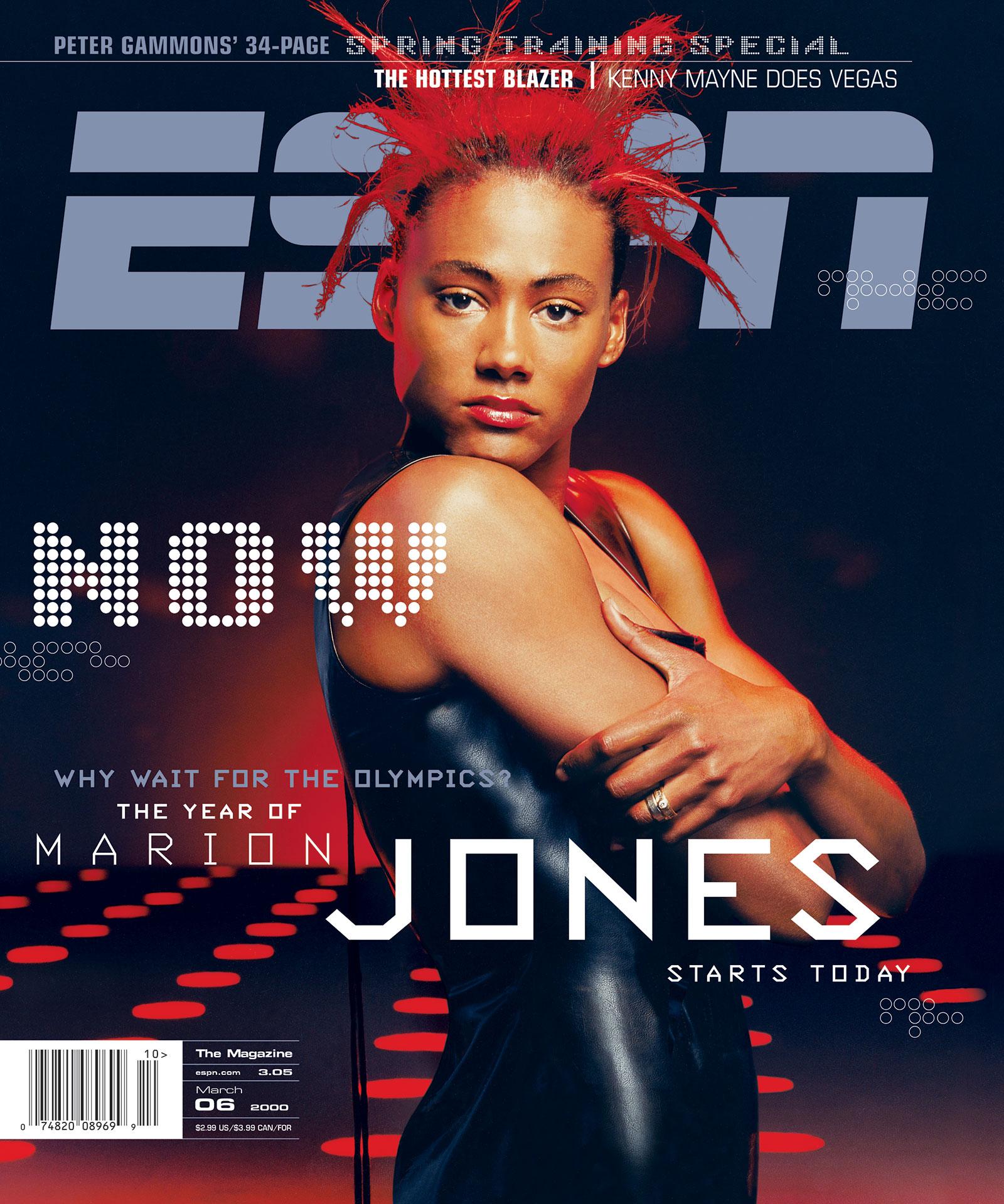 Espn The Magazine 2000 Covers Espn