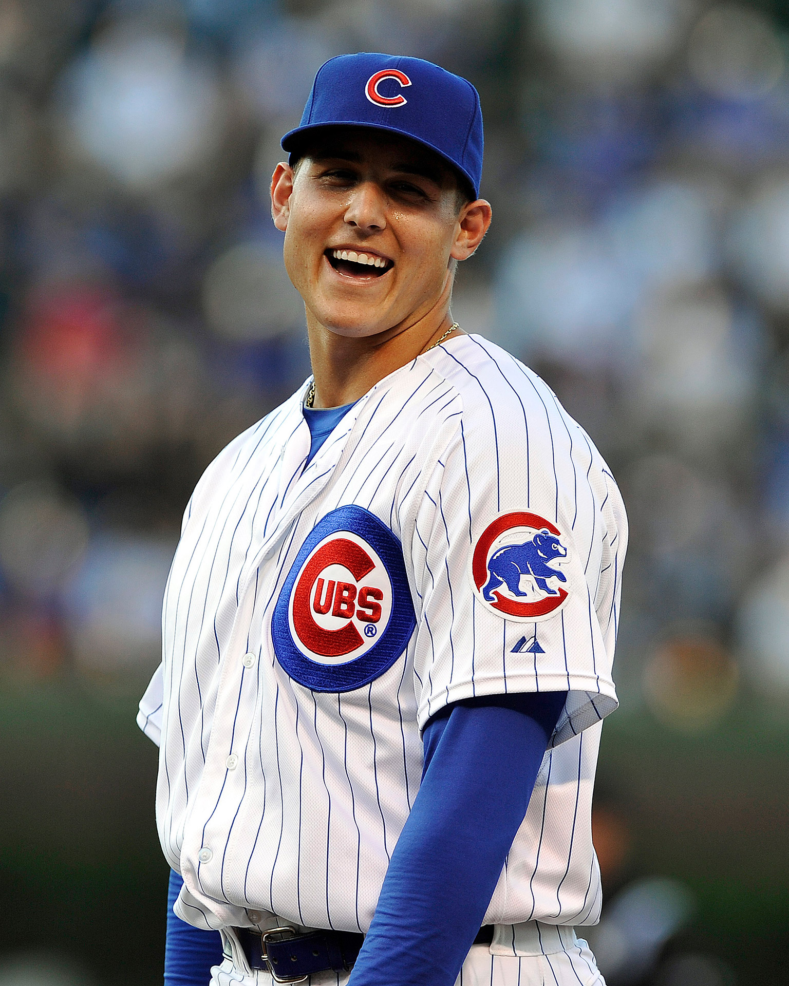 Image result for anthony rizzo cubs