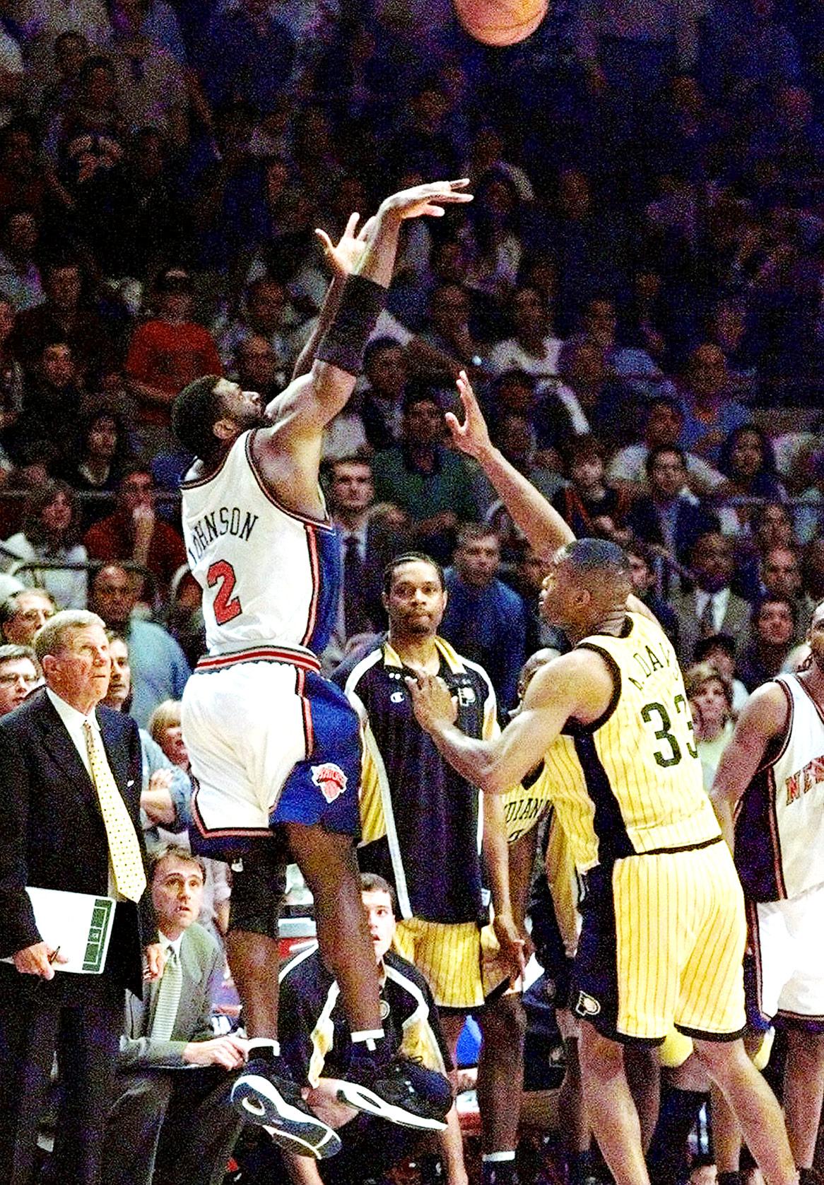 No. 4: LJ's Four-Point Play - New York Knicks' Top 10 ...