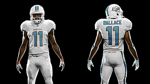 Dolphins jersey