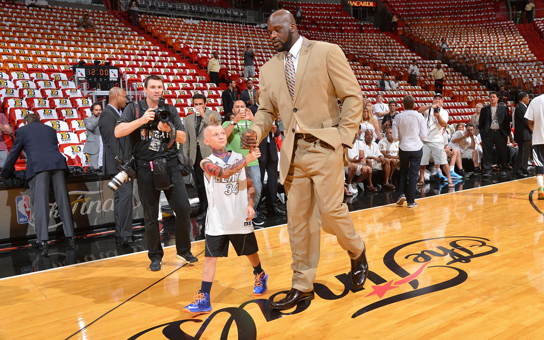 Young Birdman - 2013 NBA Finals - ESPN