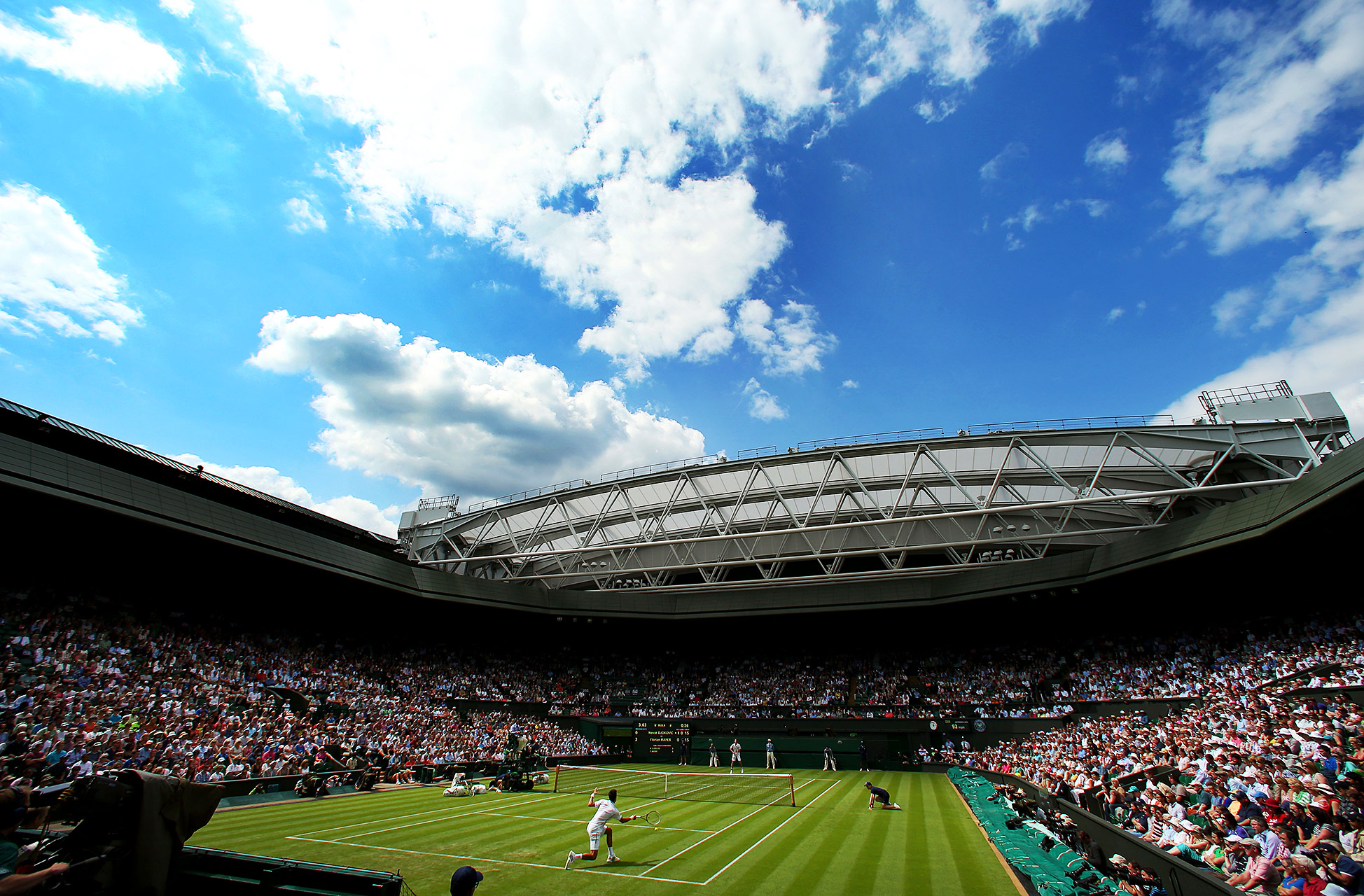 The Championships: Wimbledon 2013 - ESPN