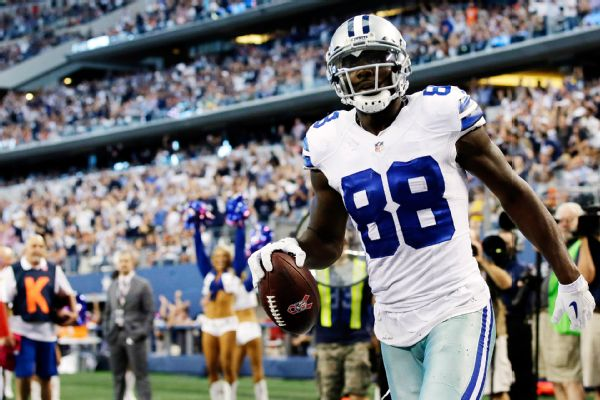 Cowboys Wr Dez Bryant Expected To Play Sunday Night Against