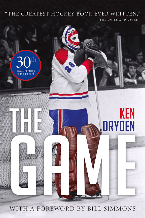 The Game by Ken Dryden, HarperCollins