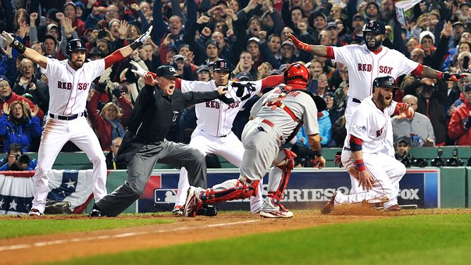 2013 World Series: St  Louis Cardinals vs  Boston Red Sox