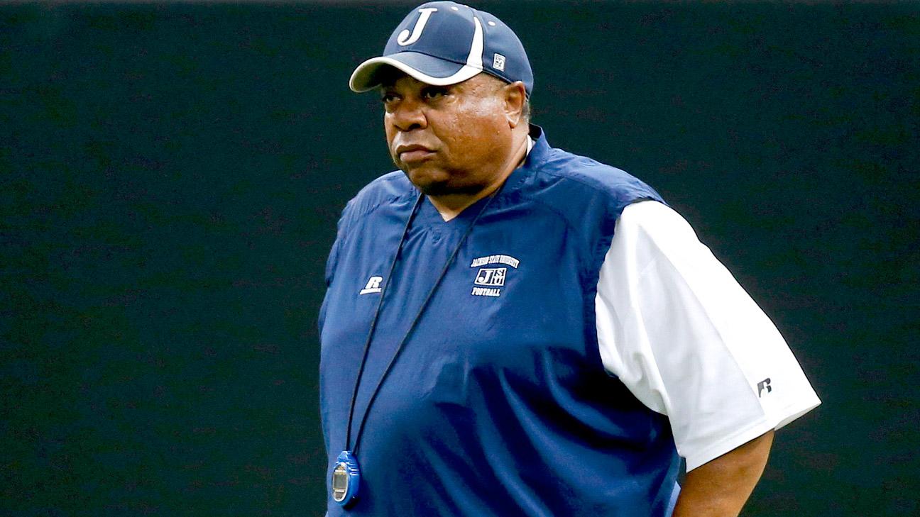 Jackson State Tigers Fire Football Coach Rick Comegy