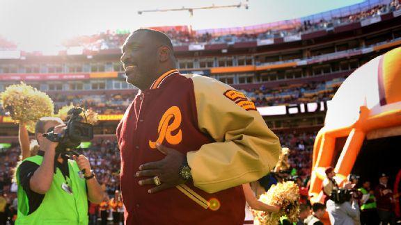 Washington's NFL alumni: Name change doesn't erase history