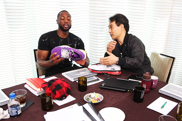 Miami Heat's Dwyane Wade is new face of