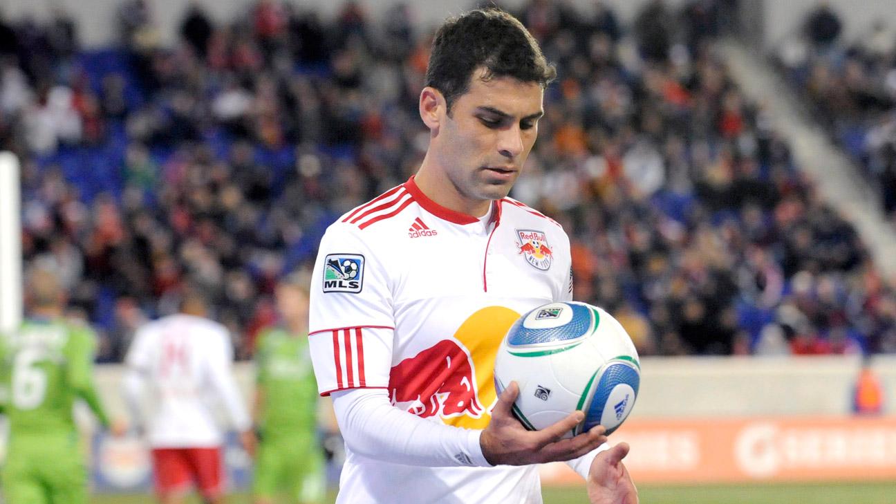 1e0d38b54 Rafa Marquez regrets Red Bulls move