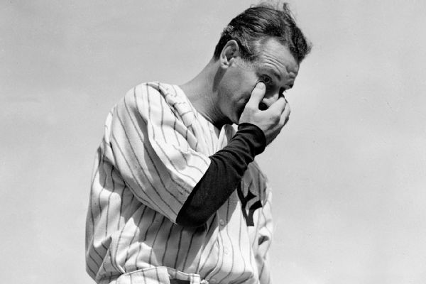 MLB to have annual Lou Gehrig Day on June 2