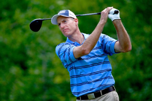 Furyk wins Ally Challenge in Champions debut