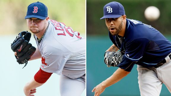 Jon Lester and David Price