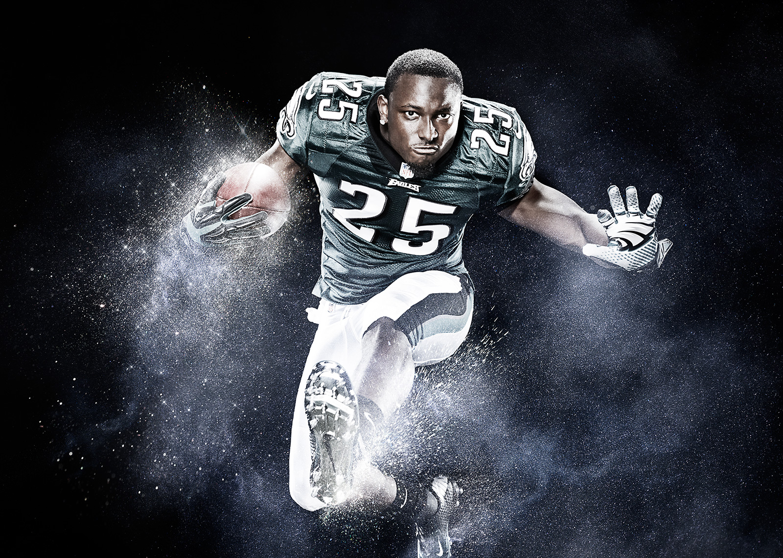 How Philadelphia Eagles Coach Chip Kelly Converted Lesean Mccoy Into A Believer Espn The Magazine